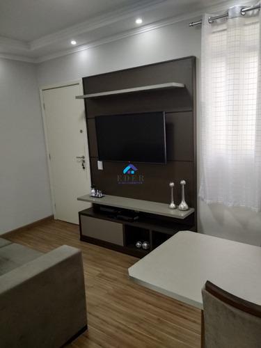Apartamento - Jardim America (vila Xavier) - Ref: 3163 - V-3163
