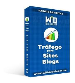 Visitas Para Site - Orgânico - 5.000 Visitas Reais Promoção