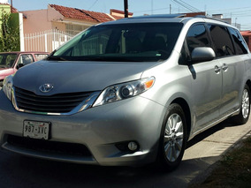 Toyota Sienna Xle Piel Qc