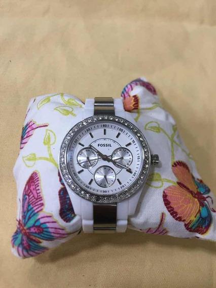 Relógio Fóssil Es-2807
