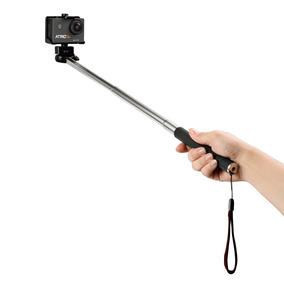 Bastão De Selfie Actioncam Preto Es080 Átrio