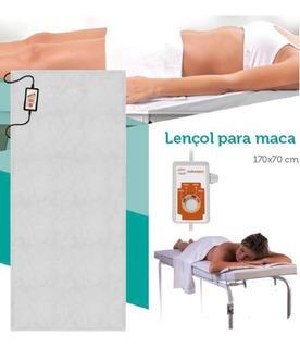 Lençol Térmico Colchonete Para Maca Massagem 170x70 Cm