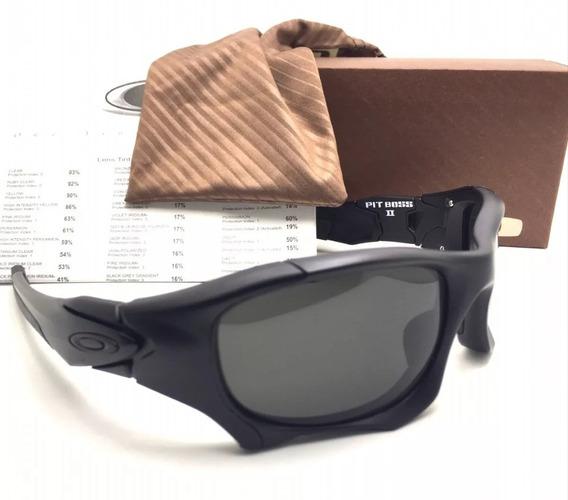 Óculos Okly X Metal Pitboss 2 Elite, Lentes Polarizadas Hdo.