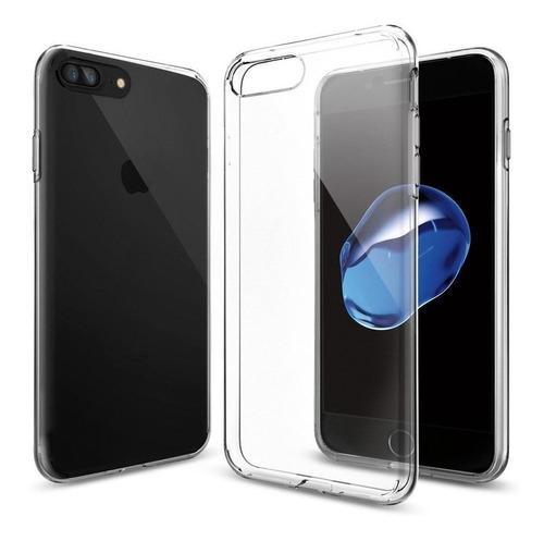 Estuche Case Gel iPhone 6 Plus Apple Protector Transparente