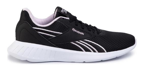 Zapatillas Reebok Lite 2.0 W Negra/rosa - Corner Deportes