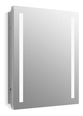 Kohler 99007tlna Verdera Lighted Medicine Cabinet Aluminio