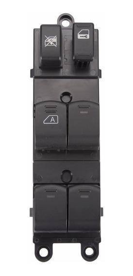 Botão Interruptor Vidro Elétrico Nissan Frontier 2 Plugues
