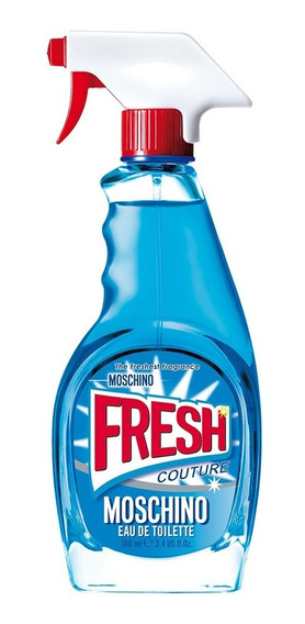 Moschino Fresh Couture Moschino - Perfume Feminino - Eau De Toilette 100ml