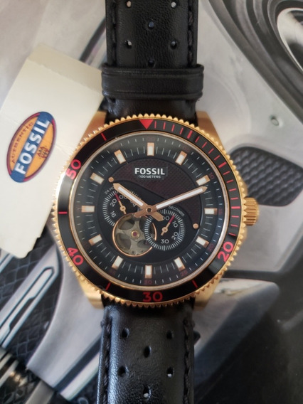 Relógio Fóssil Automático
