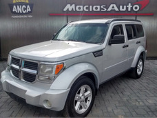 Dodge Nitro 3.7 4x2 At 2011 Autos Y Camionetas