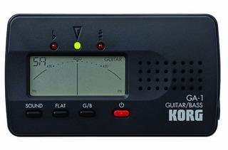 Afinador Korg Ga 2 Para Bajo Y Guitarra