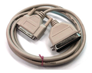 Cable Paralelo Impresora Bidireccional 1.8 Mts Oz7043
