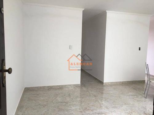 Imagem 1 de 14 de Apartamento À Venda, 48 M² Por R$ 155.000,00 - Conjunto Residencial José Bonifácio - São Paulo/sp - Ap0074