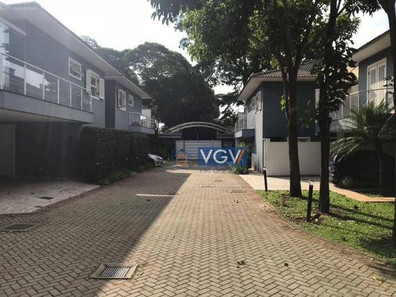 Casa Residencial À Venda, Alto Da Boa Vista, São Paulo. - Ca0343