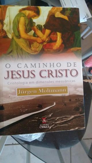 Livro De Teologia O Caminho De Jesus Cristo