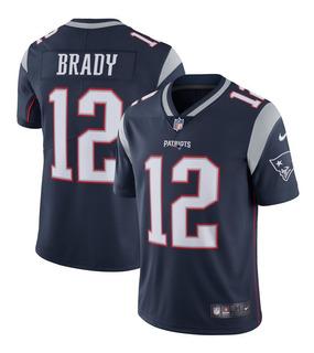 Camisa Infantil New England Patriots Tom Brady Youth
