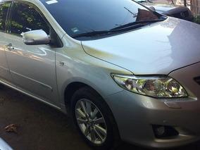 Toyota Corolla 1.8 Seg 16v Flex 4p Automático + Gnv Troca