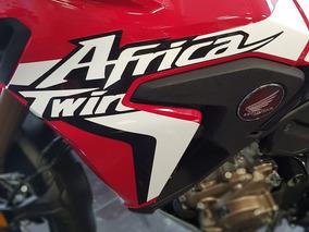 Africa Twin 2018 Crf1000 Dct Honda Pilar Motopier 0km La