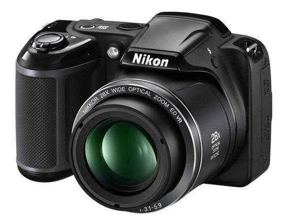 Camera Fotografica - Nikon - Coolpix L340