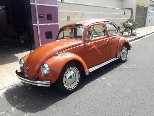 Volkswagen Fusca  Ano  74