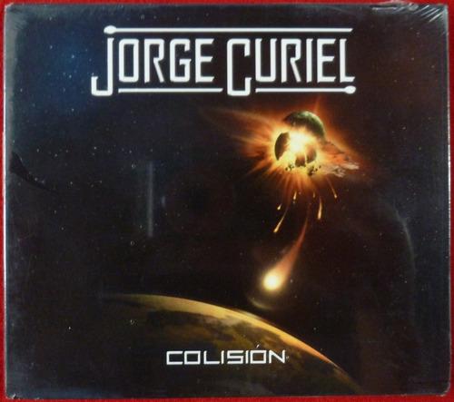 Imagen 1 de 3 de Jorge Curiel - Colisión