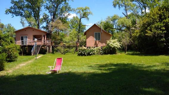 Casa En Alquiler Delta Tigre- Arroyo Arroyon- Isla Nabla