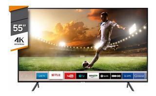 """Smart TV Samsung Series 7 4K 55"""" UN55NU7100GCZB"""