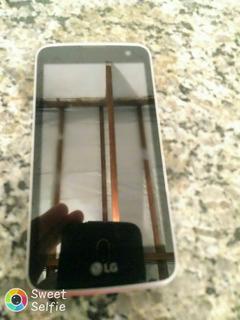 Vendo Um Celular LG K4 Novo