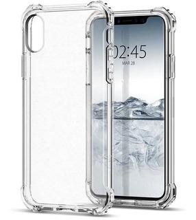 Capinha iPhone X 10 Apple Capa Case Silicone Premium Incolor