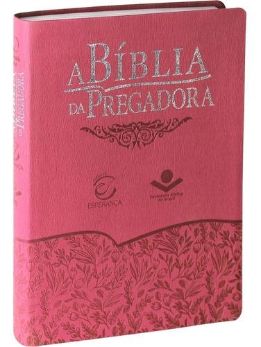 Imagem 1 de 6 de Pregadora, A Bíblia Da Pregadora Feminina Promoção