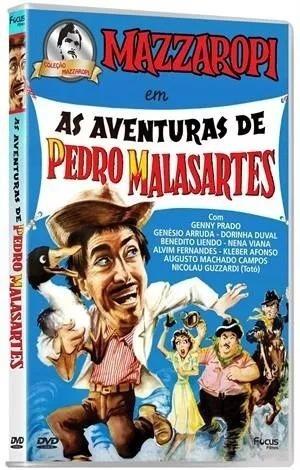 As Aventuras De Pedro Malasartes - Mazzaropi - Lacrado