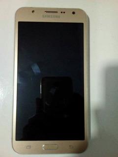 Celular Samsung Galaxy J7 16gb Dourado