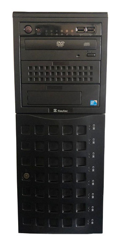 Servidor Torre Mx205 2 Xeon Six Core 32gb 2tb Semi Novo