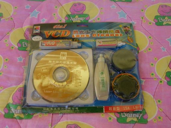 Oferta Combo Limpiador Cd Dvd Blu Ray