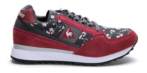 Le Coq Sportif Zapatillas Mujer - Eclat W R Print Flower