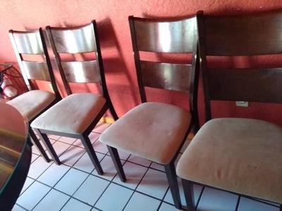 Sala Comedor 6 Sillas Sofa Cama
