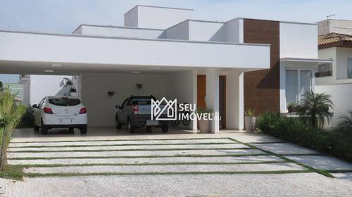Imagem 1 de 30 de Casa Com 4 Dormitórios À Venda, 380 M² Por R$ 2.400.000,00 - Condomínio Jardim Theodora - Itu/sp - Ca1940