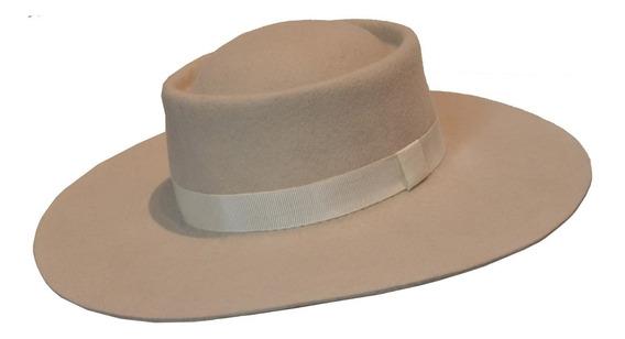 Sombrero Fieltro Pampa Compañia De Sombreros M514070 Norteño