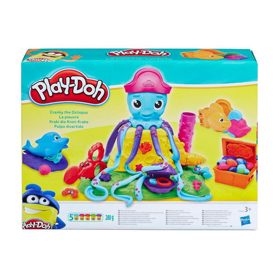 Play Doh Polvo Divertido - Hasbro