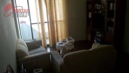 Apartamento Residencial À Venda, Vila Adyana, São José Dos Campos. - Ap0029