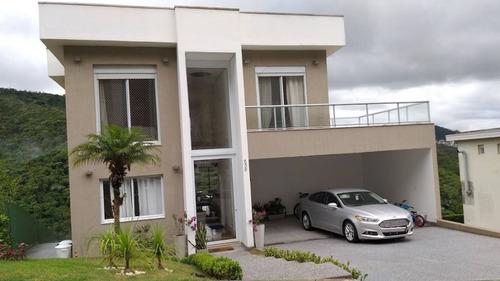 Imagem 1 de 30 de Sobrado Com 4 Suítes À Venda, 402 M² Por R$ 2.700.000 - Tamboré - Santana De Parnaíba/sp - So1506