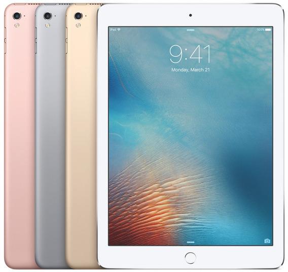 Apple iPad Pro Gold - 9 Polegadas - 128gb - Muito Conservado