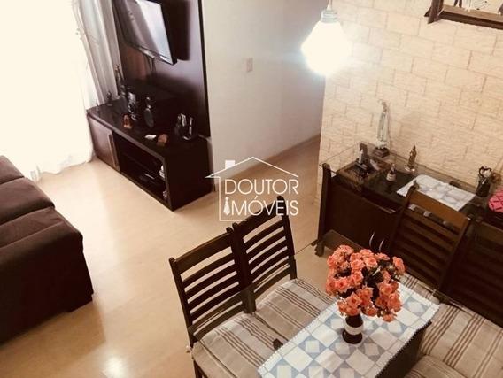 Apartamento Em Condomínio Padrão Para Venda No Bairro Vila Carrão, 2 Dorms, 1 Banheiro, 1 Vaga, 50 M, Próximo Ao Terminal Carrão. - 1225d