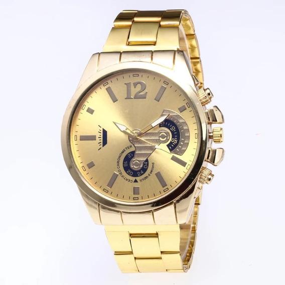 Relojes Para Caballero Metalicos Elegantes
