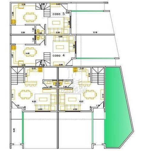 Sobrado Com 2 Dormitórios À Venda, 150 M² Por R$ 450.000,00 - Vila Camilópolis - Santo André/sp - So4158