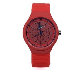 Relógio Feminino Laranja Azul Marinho [mportado]
