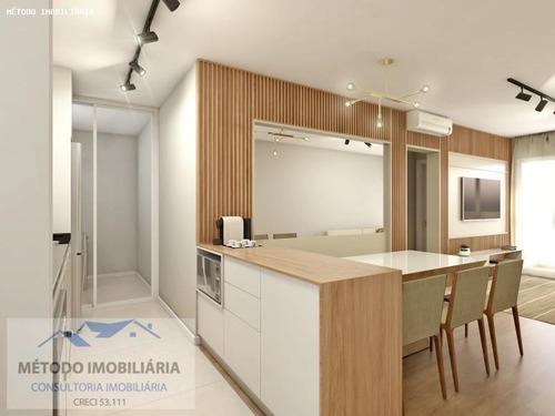 Imagem 1 de 9 de Apartamento Para Venda Em São Paulo, Moema, 2 Dormitórios, 1 Banheiro, 1 Vaga - 12512_1-1262330