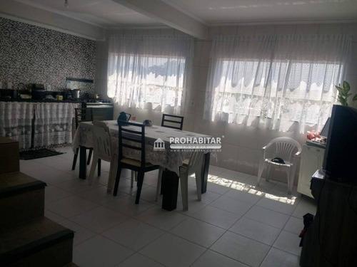 Casa À Venda, 250 M² Por R$ 450.000,00 - Jardim Alpino - São Paulo/sp - Ca3009