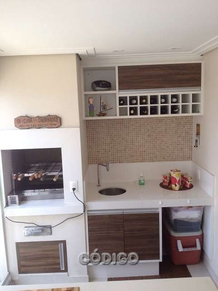 Cobertura 4 Dorms. Sendo 2 Suítes - Vila Augusta - Felipe-1