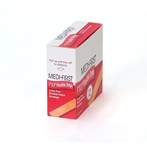 Medique Productos 62550medi Primera Franja De Tela Sin Lát